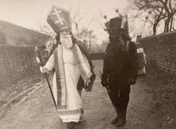 1960 saint nicolas derrière le presbytere a