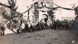 1944 liberation soldats villageois 5