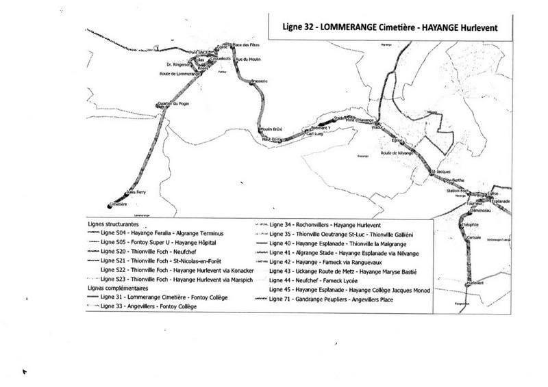 Transports Scol Ligne 32 2020 2021 2020 08 31