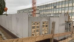 2020 09 28 Visite chantier collège 1