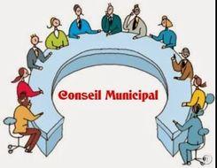 Réunion de conseil municipal a