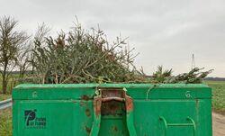Benne à déchets verts 2021 01 02