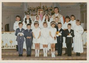 1970 05 24 Communion Lommerange