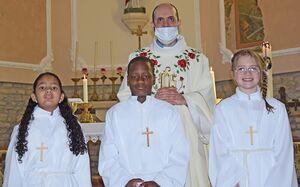 2021 05 30 Communion Lommerange a