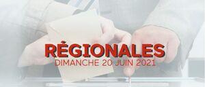 2021 06 20 Elections régionales Résultats