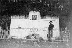 Monument du Conroy premier